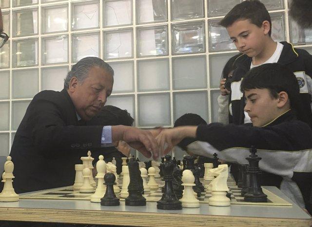 Seminario de ajedrez como herramienta pedagógica y de inclusión social