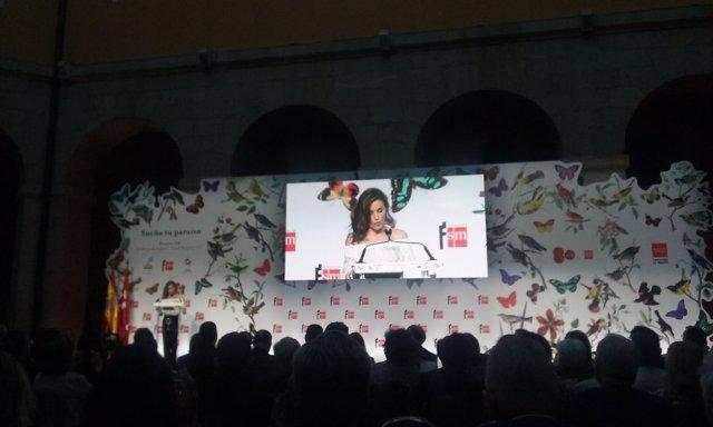 La Reina Letizia entrega los Premios SM