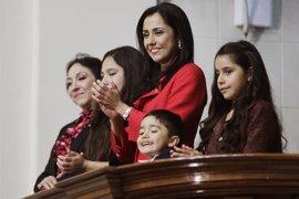 La Justicia de Perú retira a la ex primera dama Nadine Heredia la prohibición de salir del país sin autorización