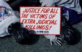 Agentes de Policía de Filipinas confirman que recibieron dinero por ejecutar a sospechosos de narcotráfico