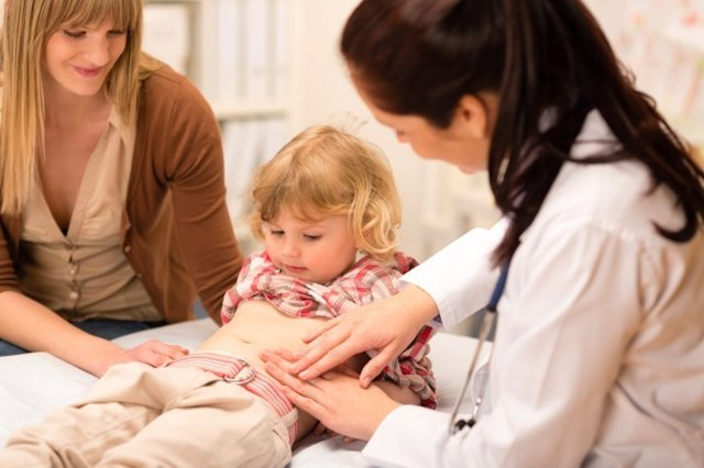 La gastroenteritis en niños y bebés