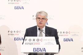 """Dastis cree que el plan cívico militar de Venezuela """"no es una buena indicación"""" y llama a no crear tensión"""