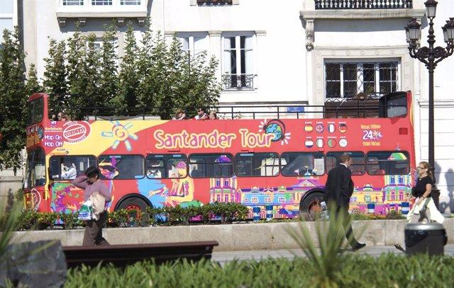 AUTOBUS CITY TOUR SANTANDER