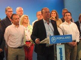 """Monago """"respeta"""" la decisión judicial de que Rajoy comparezca como testigo en el 'Caso Gürtel' pero """"no la comparte"""""""