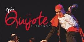 El espectáculo 'Mi Quijote Flamenco' llega este viernes en la Sala Trajano de Mérida