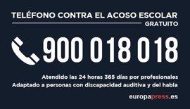 Un 6% de alumnos españoles de 15 años admite sufrir acoso de manera frecuente frente al 8,9% de media de la OCDE