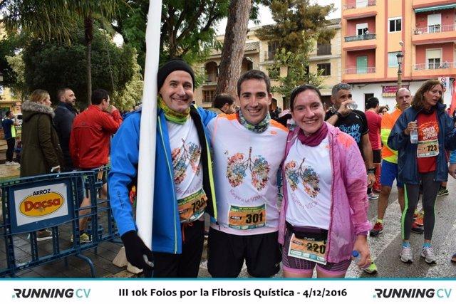 Dos atletas con Fibrosis Quística correrán la Maratón Rock And Roll de Madrid