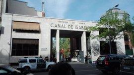 La Guardia Civil inspecciona la sede del Canal en Santa Engracia ante una gran expectación mediática a las puertas