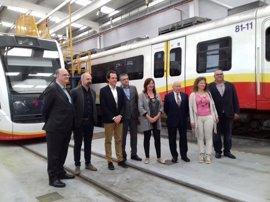 La electrificación del tren Enllaç-Manacor comenzará en junio y dará trabajo a 40 personas