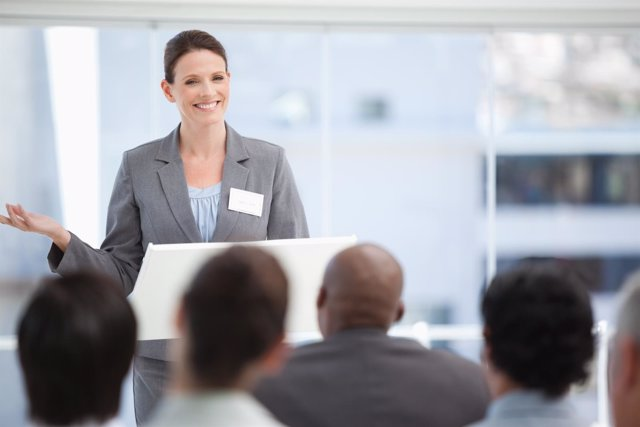 Superar el miedo a hablar en público