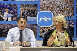La detención de González se produce 24 horas antes de la declaración de Aguirre por la trama Gürtel