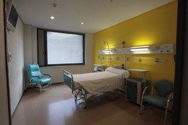 Un conato de incendio en la Fundación Hospital de Calahorra provoca la interrupción de consultas durante dos horas