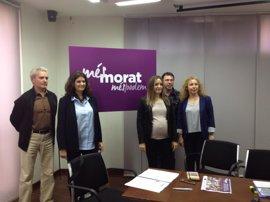 """Fabiola Meco opta a liderar un Podemos más feminista y autónomo """"que no sea una sucursal de Madrid"""""""