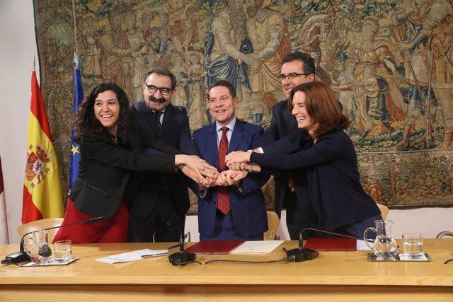 Firma Amancio Ortega