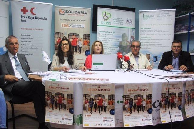 Soria: Presentación de la campaña de la X