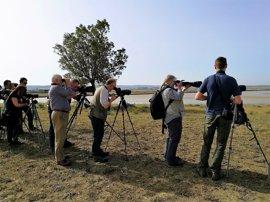 Operadores turísticos especializados conocen la provincia como destino ornitológico