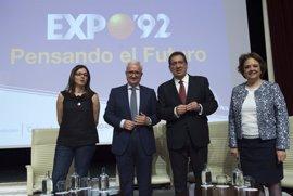 """La Junta destaca """"el antes y después"""" que supuso la Expo'92 para Sevilla"""