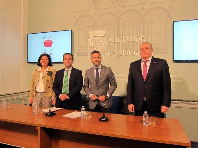 Salamanca: Presentación Del Concurso Internaciona