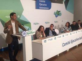 Moreno: Susana Díaz no quiere un debate sobre Andalucía porque la aleja de Ferraz