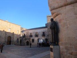 Cáceres ronda los 90.000 visitantes en Semana Santa, con un aumento cercano al 10 por ciento
