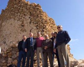 El Gobierno destinará 350.000€ a restaurar la Torre de les Caletes en Benidorm