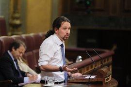 Iglesias ofrece a PSOE y Cs una moción de censura en la Comunidad de Madrid