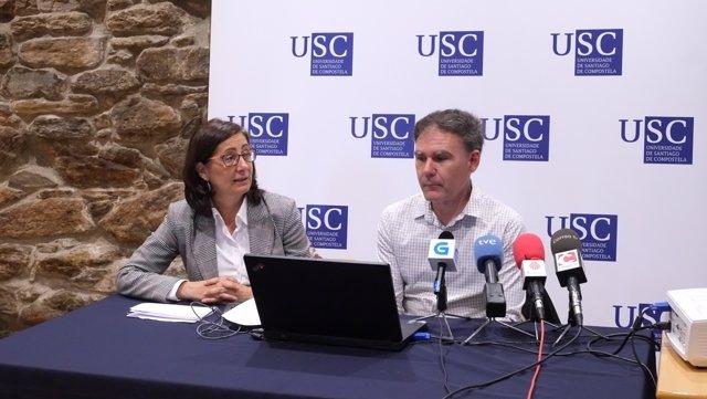 Nota Prensa Usc, Fotos, Contacto E Documento Con Conculsións. O Comportamento De
