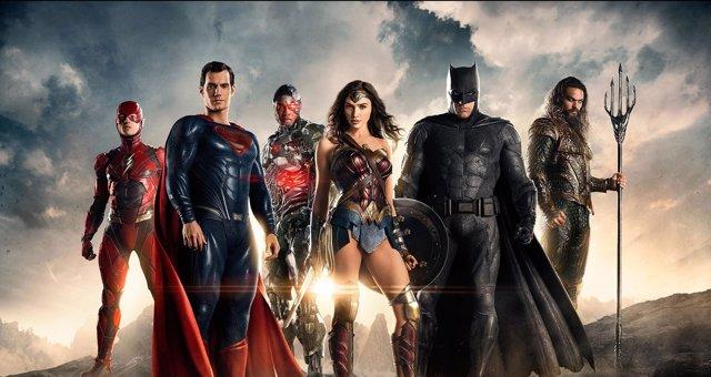 Superhéroes de DC