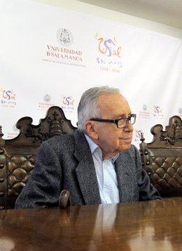 Salamanca. García Baena en la USAL