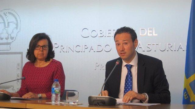 María José Álvarez y Guillermo Martínez