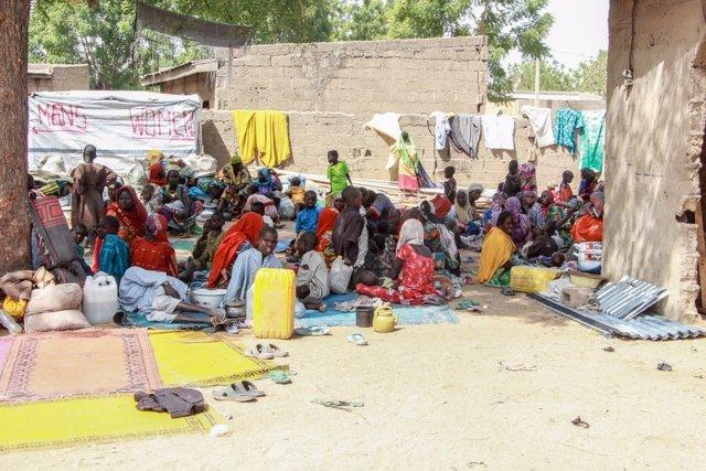 Refugiados nigerianos devueltos a su país por Camerún