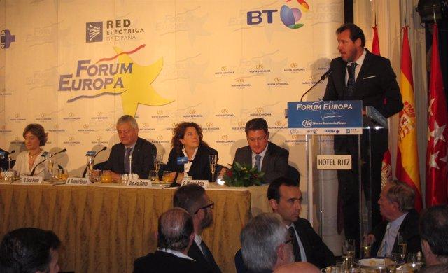 Presentación en Madrid del Concurso Mundial de Bruselas