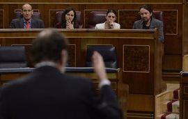 Podemos presiona para que Rajoy comparezca en el Pleno del Congreso por Gürtel, pero PSOE y Cs mantienen que en comisión