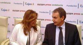 """Zapatero, Madina, Rubalcaba y Puig serán """"embajadores"""" de Susana Díaz en Catalunya"""