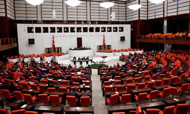Parlamento de Turquía