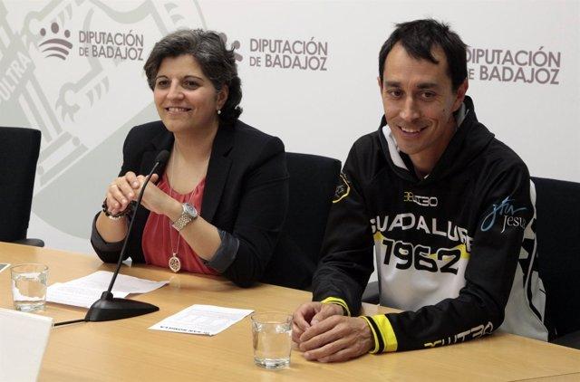 Antonia María Meléndez, y Antonio Rodríguez Barril