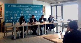 """Natalie Tours prevé """"un gran incremento"""" del turismo ruso en la Costa Daurada (Tarragona)"""