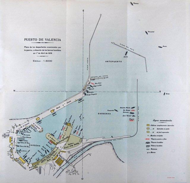 La Diputación Cede Documentos Del Puerto Y El Temple Para La Muestra Sobre Refug