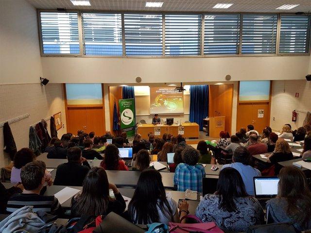 Conferencia de Francisco Idareta en Zaragoza