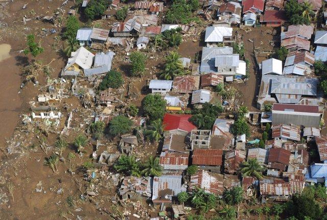 El Tifón Washi Ha Provocado La Muerte De Más De 650 Personas En Filipinas