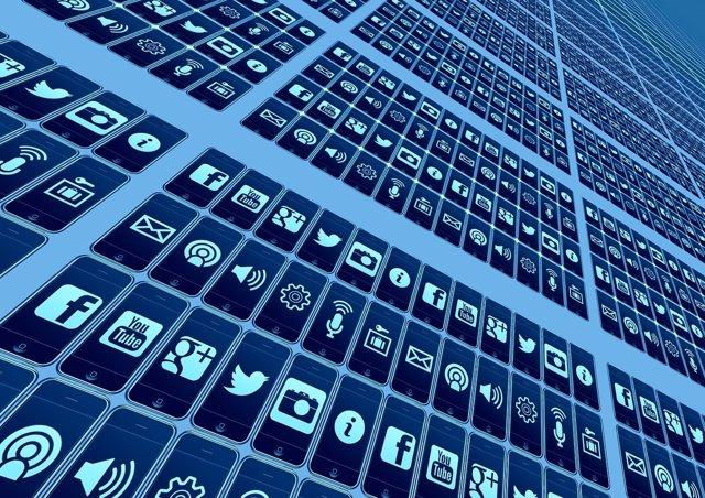 Social media redes sociales recurso