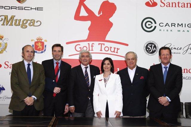 Presentación de la II edición del Santander Tour