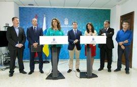 Los cuatro municipios más poblados de Canarias recibirán 4 millones de euros para paliar el paro