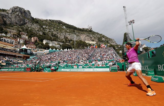 Rafael Nadal en Montecarlo
