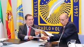 La UPO y la Universidad de Tifariti firman un convenio de colaboración para becar a estudiantes saharauis