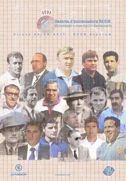 El RCDE Stadium tendrá una Galería de Entrenadores del RCD Espanyol