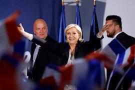 Marine Le Pen, decidida a ser la primera presidenta de Francia