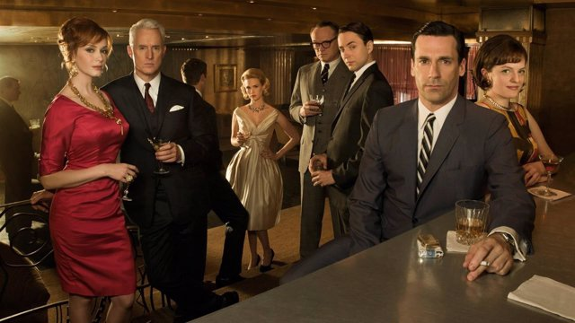Personajes de Mad Men.