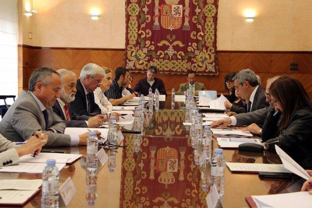 Reunión sobre el Plan de Empleo