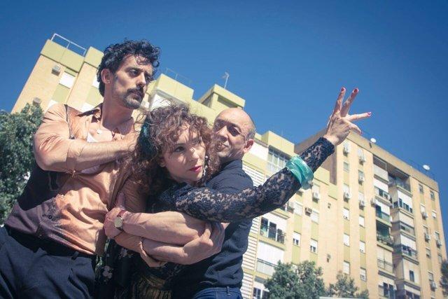 Bailar mi barrio en los Distritos de Sevilla